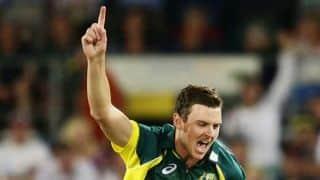 सिडनी टेस्ट मैच के लिए तैयार हैं ऑस्ट्रेलिया के  हेजलवुड