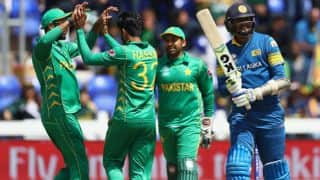 Sri Lanka team not ready to play in Pakistan