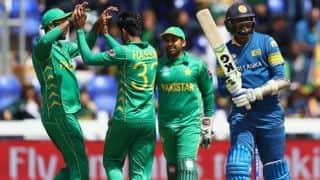 श्रीलंका की टीम का पाकिस्तान में मैच खेलने से इनकार