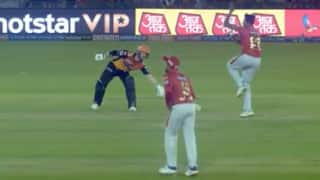 VIDEO: Warner takes a slight dig at Ashwin over mankad controversy