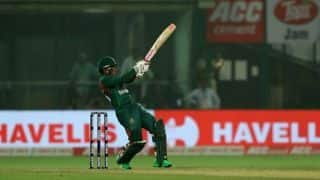 Rahim stars as Bangladesh beat India