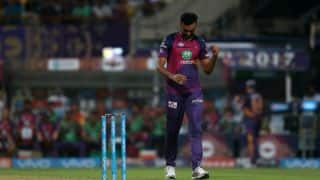 Jaydev Unadkat credits IPL 2017 success to Wasim Akram