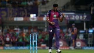 Unadkat credits IPL 2017 success to Wasim Akram