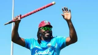 Chris Gayle intent on playing until aged 45