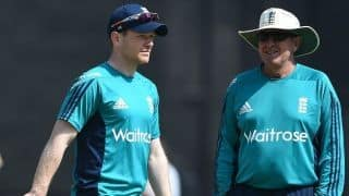 Eoin Morgan should succeed Trevor Bayliss as England coach after Ashes: Steve Harmison