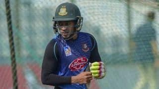 Mushfiqur Rahim highly unlikely for Wellington Test