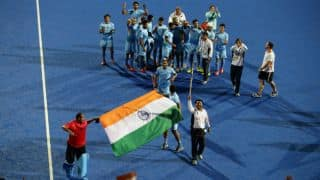 Terry Walsh: Big moment for Indian hockey