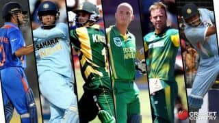 10 great innings in India-South Africa ODIs