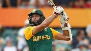 Hashim Amla impressed with South Africa bowlers ahead of West Indies tri-series