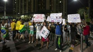 FIFA World Cup 2014: Thousands protest against World Cup in Sao Paulo
