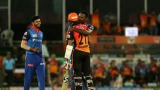 IPL 2019: Kagiso Rabada, Keemo Paul, Chris Morris shine as Delhi beat Hyderabad by 39 runs