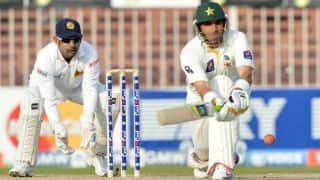 Live updates: SL vs Pak 1st Test, Day 1