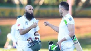 Faf, Amla's hundreds add to Bangladesh's misery before lunch on Day 2 of 2nd Test