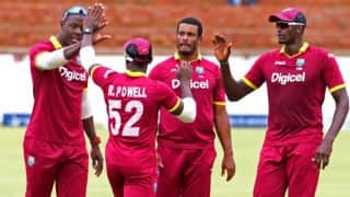 Zimbabwe v West Indies, 3rd ODI, Zimbabwe Tri-Nation Series