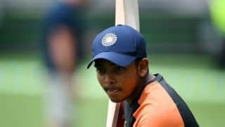 These are rumours and I will let it go: Prithvi Shaw on 'indiscipline' speculations
