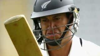 Ross Taylor hits an attacking hundred at Dubai