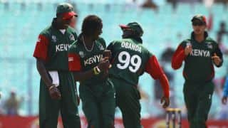 Kenya's retired players reunite to restore cricket in East African nation