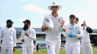 Stuart Broad 'clueless' about second Test hat-trick