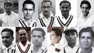 T20 XI of Indian Test cricketers