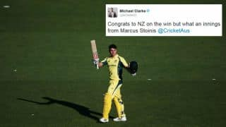 Marcus Stoinis' 146 not out: Cricket fraternity hails his heroics on Twitter