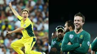 ICC Champions Trophy 2017: Adam Zampa expects Australia to meet AB de Villiers-led South Africa in final