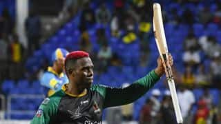 CPL 2018: Fabian Allen seals last over thriller as Tridents lose sixth straight game