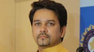 India will host Day-Night Test against New Zealand in 2016: Anurag Thakur