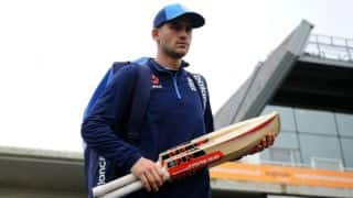 Alex Hales: Disappointed to miss The Ashes