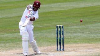 Darren Bravo goes past 3,000 runs during India vs West Indies 2016, 1st Test at Antigua