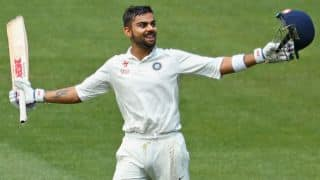 Virat Kohli becomes 2nd Indian after Sunil Gavaskar to score 3 tons in a series in Australia