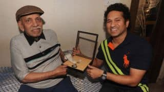 Sachin Tendulkar's Happy Teachers Day wish on Twitter