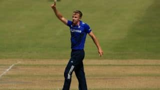 England pacer Tom Curran aims at cementing place for World Cup 2019