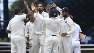 भारत बनाम वेस्टइंडीज, चौथा टेस्ट: बारिश ने धोया पहले दिन का खेल
