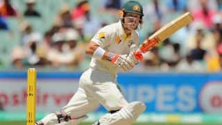 India vs Australia 1st Test at Adelaide: David Warner's blitz, 63 not outs, India's late burst and other highlights of Day 1