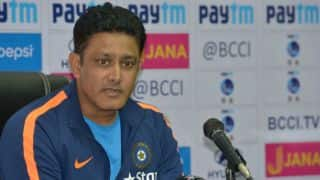 VIDEO: Kumble speaks about IND's chances against AUS at Bengaluru and more
