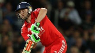 Luke Wright completes 50 ODIs for England