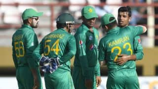 PHOTOS: Pakistan vs West Indies 2017, 2nd ODI at Guyana