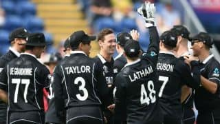 ICC World cup 2019, New zealand vs Sri lanka: matt henry shines, srilanka all out at 136 runs