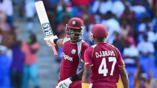 West Indies vs England, 1st ODI at Antigua