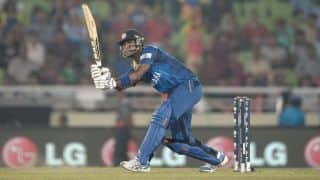 Mathews misses maiden ODI ton