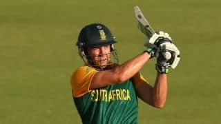 AB de Villiers gets fastest ODI fifty