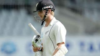 New Zealand without injured Kane Williamson for 1st Test against West Indies