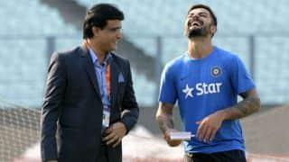 Virat Kohli best finisher in ODI cricket, says Sourav Ganguly