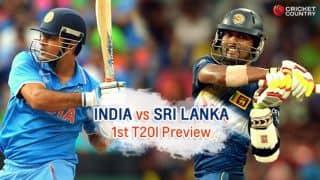 India vs Sri Lanka 2015-16, 1st T20I at Pune: Preview