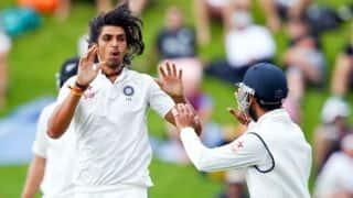 India vs England 2014 1st Test at Trent Bridge: Ishant Sharma strikes thrice post lunch; score 180/4