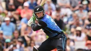 गप्टिल की तूफानी बल्लेबाजी, 10 विकेट से जीता न्यूजीलैंड