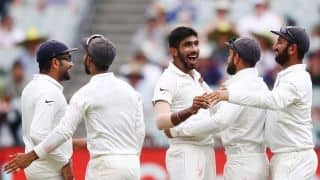 Jasprit Bumrah breaks 39-year-old record, becomes highest wicket-taker on debut