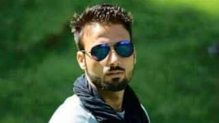 जम्मू-कश्मीर में गोलाबारी के दौरान उभरते हुए क्रिकेटर नईम भट की मौत