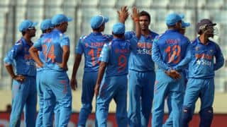 ICC World T20 2014: Score confusion delays India's run-chase against West Indies