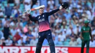 Root's century seals it for England; hosts stroll past Bangladesh by 8 wickets in CT opener